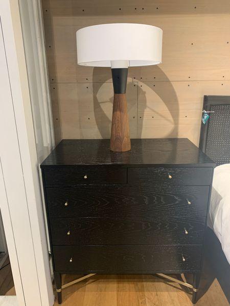 Labor Day sale. Black side table. Black night stand. Black dresser. White lamp. Table lamp. Bedside table. Bedroom decor. Master bedroom. Bedroom ideas. Home decor. Interior design.  #LTKfamily #LTKhome #LTKstyletip