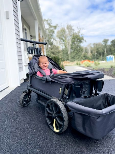 VEER wagon/ cruiser BACK IN STOCK! Buy through Nordstrom to use notes on accessories or set up a payment plan through buy buy baby. We LOVE our veer wagon. It's collapsible too! I wrote a whole blog post on it 🙂  #LTKHoliday #LTKGiftGuide #LTKbaby