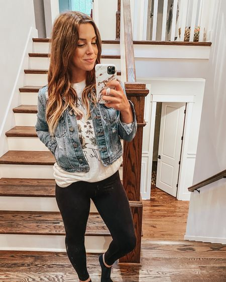 My favorite leggings are on major sale today! I have two pair and I'm about to order every color! Extremely comfy, don't fall down & flattering! http://liketk.it/2Xj22 #liketkit @liketoknow.it #LTKstyletip #LTKsalealert #LTKfamily @liketoknow.it.family @liketoknow.it.brasil @liketoknow.it.europe @liketoknow.it.home Shop my daily looks by following me on the LIKEtoKNOW.it shopping app