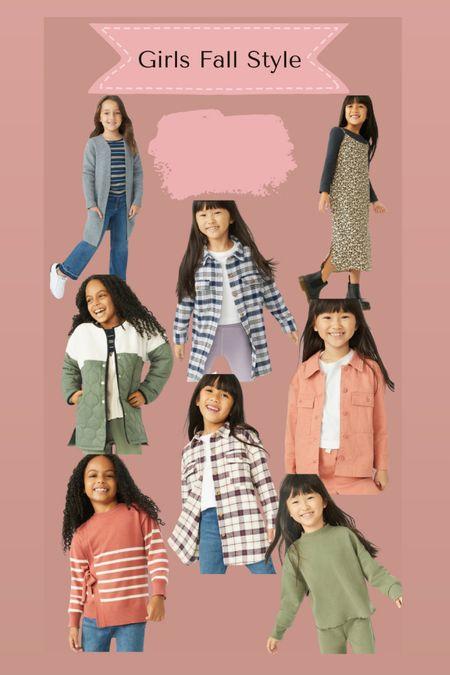 Girls fall style from Walmart   #LTKunder50 #LTKkids #LTKstyletip