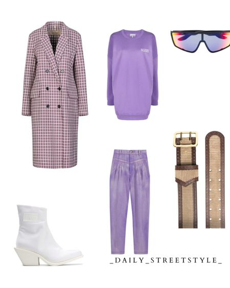 Purple outfit 💜 Shop my daily looks by following me on the LIKEtoKNOW.it shopping app #LTKitbag #LTKgiftspo #LTKfit #liketkit @liketoknow.it http://liketk.it/33KU9