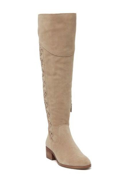 My favorite Vince Camuto tan suede boots are 54% off!! These are such a great deal, grab them now for fall. They also come in black! http://liketk.it/2V1cV #liketkit @liketoknow.it #LTKsalealert #LTKshoecrush