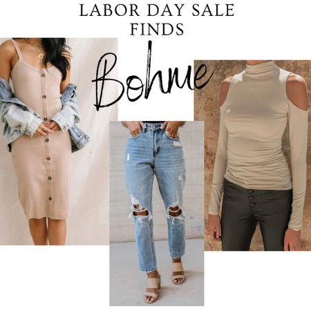 Mom jeans, dress, shirt, Labor Day, outfits  #LTKsalealert #LTKstyletip #LTKunder100