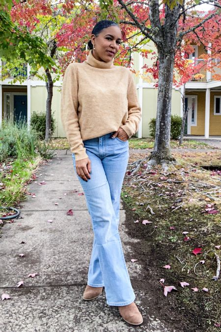 Bootcut jeans that I LOVE for less than $10!! Walmart find. Wearing sz 11  #LTKstyletip