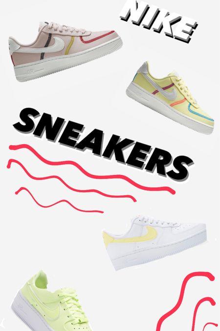 linking my top 5 favorite NIKE sneakers! #sneakers #nike #streetstyle #onthego #valentinesday #datenight #fashioninspo #smallblogger #footlocker #nordstrom @liketoknow.it.family http://liketk.it/37uUK #liketkit @liketoknow.it