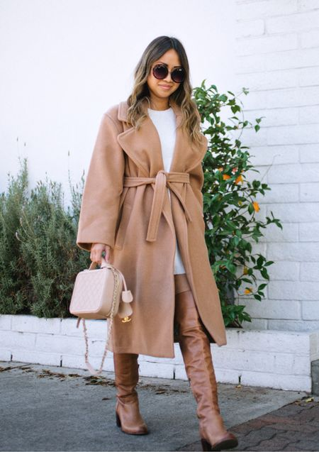 Perfect camel fall coat      #LTKSeasonal #LTKstyletip