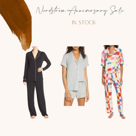Nordstrom Anniversary Sale pajama favorites! Magen Reaves  #LTKunder50 #LTKunder100 #LTKsalealert