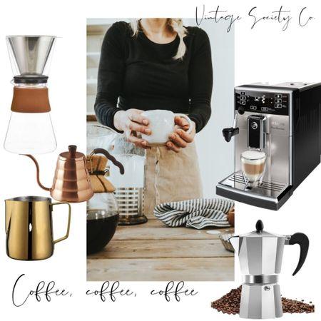 Coffee, coffee, coffee   #LTKhome