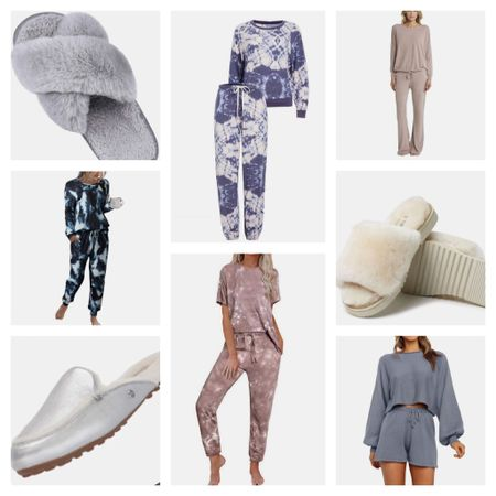 Sharing a few of my absolute favorites - - perfect for lounging around on these chilly fall mornings! 🧡🍂🍁☕️   You can instantly shop my looks by following me on the LIKEtoKNOW.it shopping app ☺️💕   http://liketk.it/2ZWNi   #loungewear #cozy #pajama #slippers #tiedye #mule #sleepwear #fall #fallfashion #LTKunder100 #LTKunder50 #LTKhome #liketkit @liketoknow.it