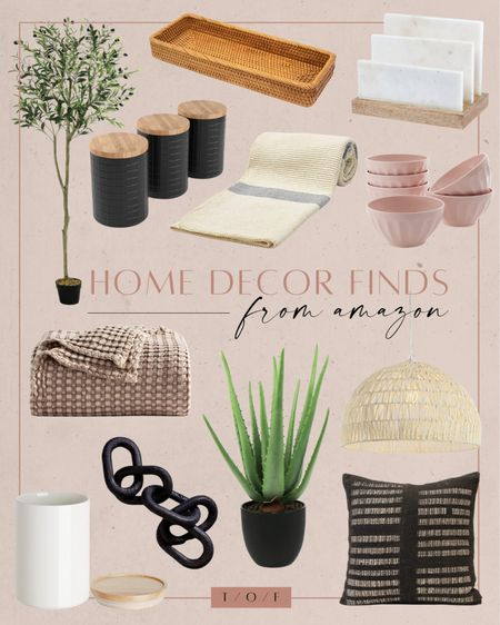 Amazon home decor finds! ✨ http://liketk.it/3izFk #liketkit @liketoknow.it #LTKhome #LTKunder50 #LTKunder100   Amazon, Amazon home, Amazon finds, found it on Amazon, home, home decor