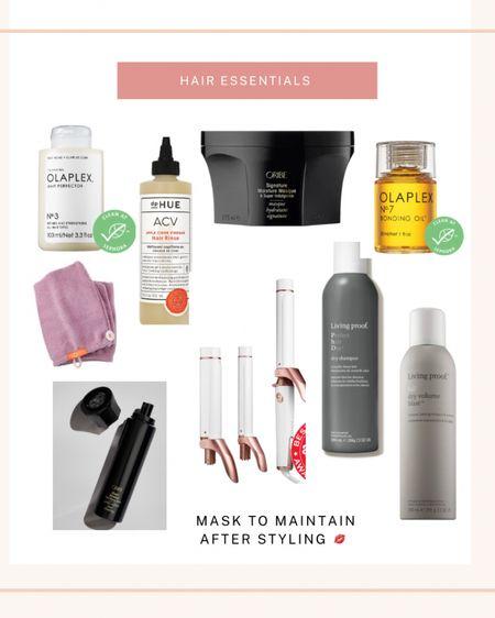 Hair essentials to maintain healthy, beautiful locks! #LTKbeauty #LTKstyletip #LTKwedding Some of my top faves linked! http://liketk.it/3fA2T #liketkit @liketoknow.it