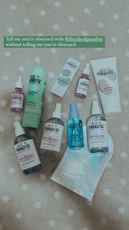 Favorite self tanner products for years Face mist is new!   #LTKtravel #LTKbeauty #LTKunder50