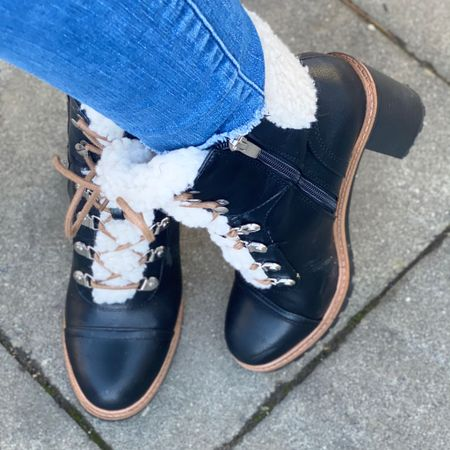 These are definitely my favorite boots of the season! They are on sale now for over 50% off http://liketk.it/373lF #liketkit @liketoknow.it #LTKsalealert #LTKshoecrush Shop my daily looks by following me on the LIKEtoKNOW.it shopping app