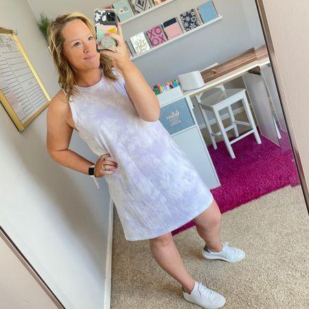 Tank dress 💜 http://liketk.it/3cjXI #liketkit @liketoknow.it #LTKcurves