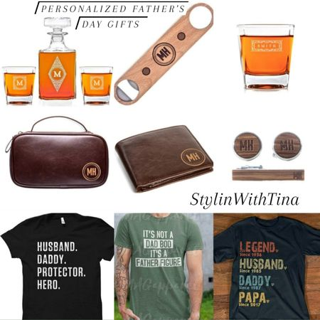 Personalized fathers day gifts. Great gifts for Dad. http://liketk.it/3gJwL  #fathersdaygifts  #LTKstyletip #LTKmens #LTKunder100