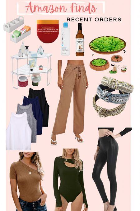 Amazon finds // amazon storage // amazing organization // amazon home // amazon clothing // women's clothing // amazon style // fall style Inspo    #LTKhome #LTKunder50 #LTKworkwear