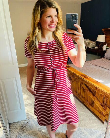 Amazon nursing dress. http://liketk.it/3hO2Y #liketkit @liketoknow.it #LTKbump #LTKbaby #LTKunder50