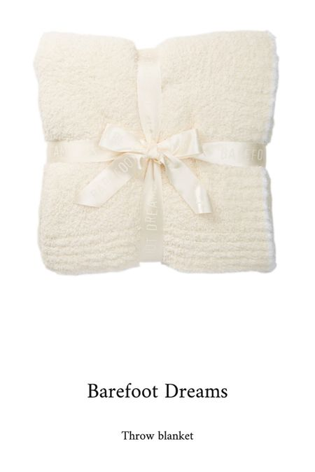 Finally purchasing one of these barefoot dreams throw blanket to see what the hype really is all about.. currently in stock. They go fast! http://liketk.it/34Sir #liketkit @liketoknow.it