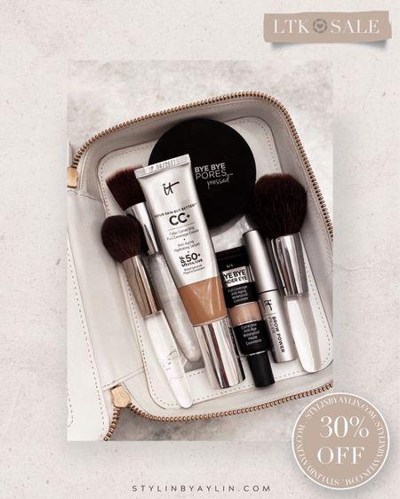 LTK DAY SALE- 30% off- USE LINKS HERE TO RECEIVE SALE DISCOUNT CODE- beauty sale, IT Cosmetics, summer beauty finds, skincare, StylinbyAylin @liketoknow.it #liketkit http://liketk.it/3hi1w   #LTKDay #LTKsalealert #LTKunder50