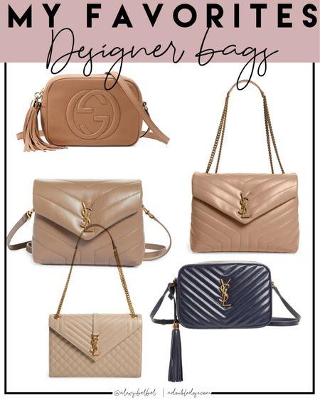 Favorite designer bags   #LTKitbag