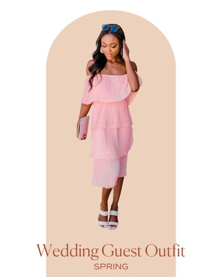 Our favorite Spring wedding guest dresses and jumpsuits— coming in hot!   - midi dress - mini dress - maxi dress - jumpsuit  - romper  - black tie wedding  - cocktail dress  - casual dress  - spring wedding  - wedding guest  - Easter dress  - amazon fashion  - amazon style  - Pink Lily dress  - Abercrombie dress - spring dress   #cutespringdress #weddingguestoutfit #spring #springwedding #easterdress     #LTKwedding #LTKstyletip #LTKSeasonal