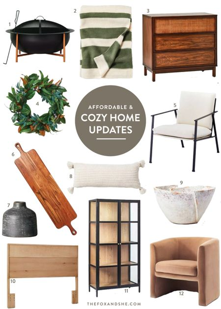 Cutest and affordable decor and home updates, perfect for fall! Target finds  #LTKSeasonal #LTKunder100 #LTKhome