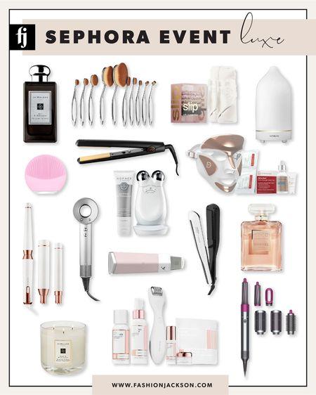 Skincare, haircare, beauty, Sephora, beauty tools, sale, dyson, slip, artis, nuface, glopro, fashion Jackson http://liketk.it/3crhE #liketkit @liketoknow.it #LTKbeauty #LTKsalealert