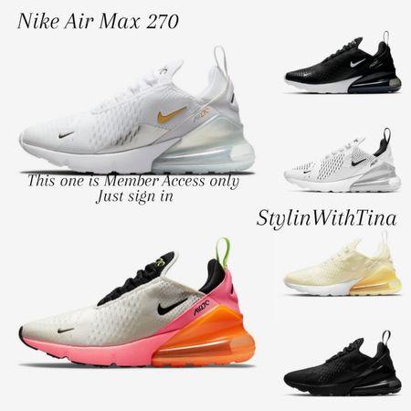 Nike Air max 270, very popular sneaker Great for working out. So many color options. You need these!! #airmax270#airmax#summersneaker #nikeairmax270#nikesneakers#workout http://liketk.it/3gJow #LTKDay #LTKsalealert #LTKunder100 #LTKstyletip #LTKunder50 #LTKfit #LTKcurves #LTKmens #LTKshoecrush #LTKtravel #LTKworkwear @liketoknow.it #liketkit