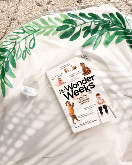 Anyone else feel like they owe an alarming amount of their sanity to this book? 🤣 KIDDING.... but not really 🙃  Reading too much about actual pregnancy gave me anxiety, but now reading about how little humans develop is one of my favorite things. My sister told me about the Wonder Weeks app and then when I started studying for my educator certification I decided to read the book. It feels like a secret guide into how babies brains work 🧠 I nerd out over how quickly their minds and awareness develops, but it also helps me be aware of what changes to look out for.   I am in awe of how amazing our babes are and want to shout it from the rooftops to as many parents who want to know!   If you've raised your little ones after reading this, tell me, which leap was your favorite? ⬇️    . . . . . . . .  http://liketk.it/39446 @liketoknow.it #liketkit #LTKbaby