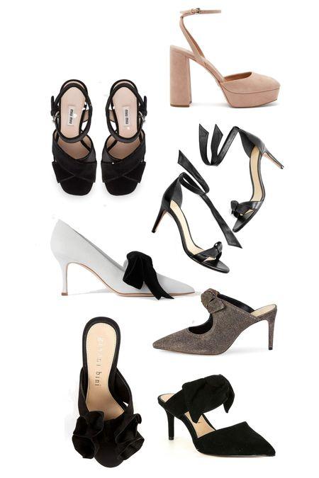 Fall wedding guest shoes!   #LTKwedding #LTKSeasonal #LTKshoecrush