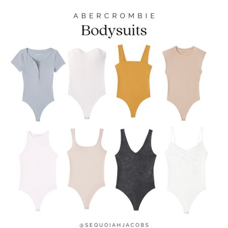 Abercrombie new arrivals Abercrombie bodysuits, casual, basics, Abercrombie finds. #liketkit @shop.ltk  #LTKstyletip #LTKunder50