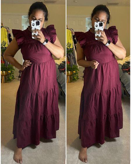 http://liketk.it/3jQ7j #liketkit @liketoknow.it #LTKunder50 #LTKstyletip #LTKtravel summer dresses, summer style , Target finds, affordable and modest summer dresses