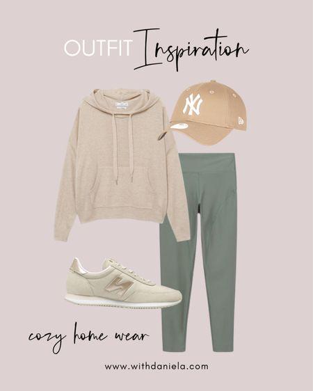 cozy home wear 📺🍿 Gemütliches Outfit für einen entspannten Tag! #ootd #gemütlicherlook #entspannterlook  #LTKeurope