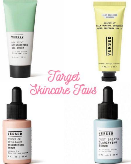 http://liketk.it/3a0IR @liketoknow.it #liketkit target skincare favorites! #target #versedskincare