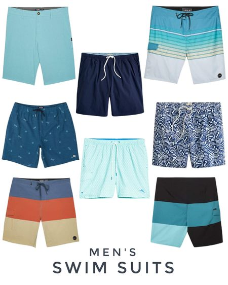 Get ready for your beach vacation or time at the pool. There are a variety styles, colors and types including boards shorts and traditional swim trunks. Choose from brands including O'Neill, Billabong, J. Crew, Banana Republic, Hugo Boss, Tommy Bahama and Vissla.   swimsuits, men's swimsuits, bathing suits, beach, beach attire, beaching, vacation, Amazon swimsuits, beach vacation, swim, vacation outfits, beach vacation, swimwear, swim outfit, bathing, suits, beach clothing, Amazon finds, j crew men's, amazon fashion, men's swim trunks, #ltkswim #ltkfit   #LTKSeasonal #LTKstyletip #LTKunder50 #LTKunder100 #LTKhome #LTKsalealert #LTKfamily #LTKmens #LTKmens #LTKfit #LTKswim