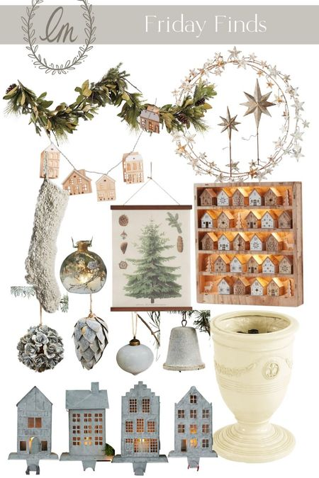 Today's Friday Finds are Holiday Themed!   #LTKHoliday #LTKhome #LTKGiftGuide
