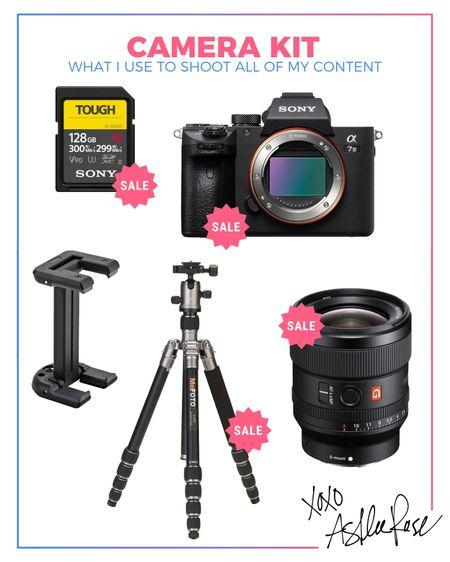 Best camera gear, Instagram influencer kit, iPhone photos  #LTKtravel #LTKsalealert