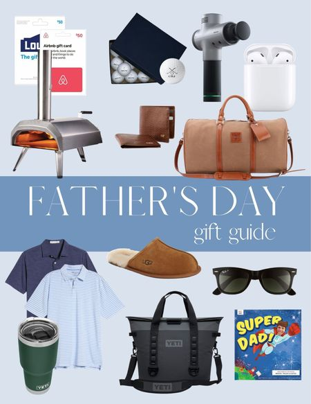 My Father's Day Gift Guide!  Everything from patio, golf, summer outfits, travel, etc. Lots of these items are on Nordstrom or Amazon!  #LTKhome #LTKmens #LTKSeasonal