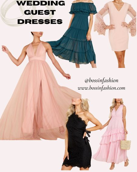 It's wedding season! Get a dress and support your friends and loved ones! Here are some of my favs! #summer #summerwedding #wedding #weddingguestdresses #weddingguest #dressup #dress #ootd #LTKunder100 #LTKstyletip Follow me on the LIKEtoKNOW.it shopping app to get the product details for this look and others http://liketk.it/3hxyM #liketkit @liketoknow.it