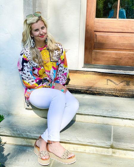 Is it possible to have the too many of the same tops in different prints?  http://liketk.it/3fLrM #liketkit @liketoknow.it #LTKstyletip