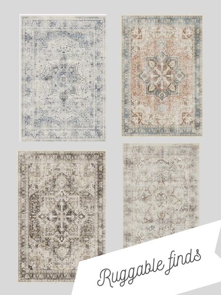 The most gorgeous area rugs .  #LTKhome