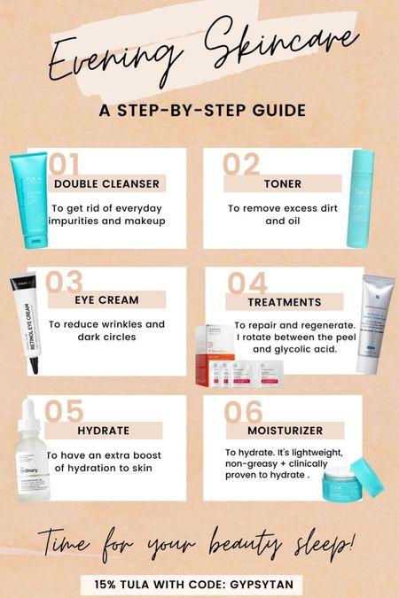 Skincare routine   #LTKstyletip #LTKsalealert #LTKbeauty