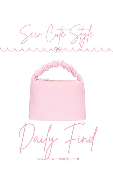 Stoney Clover Lane seeing stars purse! It is giving me Prada Re-Edition vibes. Super cute for everyday.
