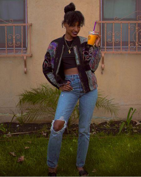 90s Ultra High Waited Jeans. #StayHomeWithLTK #LTKtravel #LTKbeauty  http://liketk.it/2WDyl #liketkit @liketoknow.it