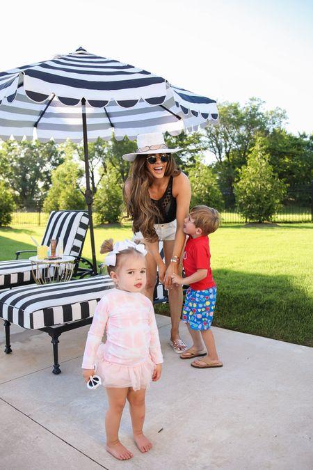 http://liketk.it/3hIS9 #liketkit @liketoknow.it #LTKtravel #LTKswim #LTKshoecrush travel, beach vacation outfits, summer outfits, bathing suits, swimsuit, one piece bikini, sandals, shorts, sunglasses, ray ban, hat, beach hat, Emily Ann Gemma