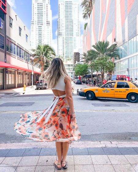 Anyone else planning summer travels? ✈️ in June, I've got a photog trip planned in Miami, and am so excited! 📸 If you're in the area, let me know! I'd love to work together! 💋⠀ ⠀ 💃🏼 twirly spring outfit is from my recent @chicwish collab • screenshot this photo, and shop the details with the @liketoknow.it app! // #liketkit ⠀ ⠀ 📸 @theshinestudioco in Miami 🌴⠀ ☀️ tan by @vacay_beauty ⠀ ⠀ ⠀ ⠀⠀ ⠀⠀ ⠀⠀⠀ ————⠀ #theshinestudio #shinestudiotravels #miamibloggers #miamifashionbloggers #floridablogger #southfloridaphotographer #miamiphotographer #miamilifestyle #theeverygirltravels #brandphotography #miamiphotographer #soultravel #theeverygirltravels #darlingescapes #ltkunder50 #ltkunder100 #ltksalealert #ltkstyletip #blogphotographer #influencerstyle #phillyphotographer #phillyinfuencer #phillyblogger http://liketk.it/2AyRq