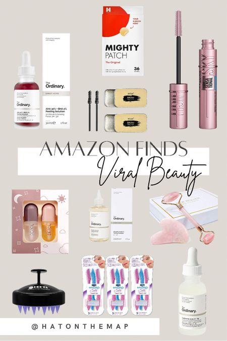 Amazon finds! Viral beauty!   #LTKbeauty #LTKfamily #LTKunder50