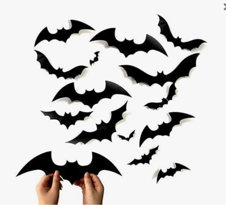 Hey these bags for simple Halloween decor. #halloween #spooky  #LTKHoliday