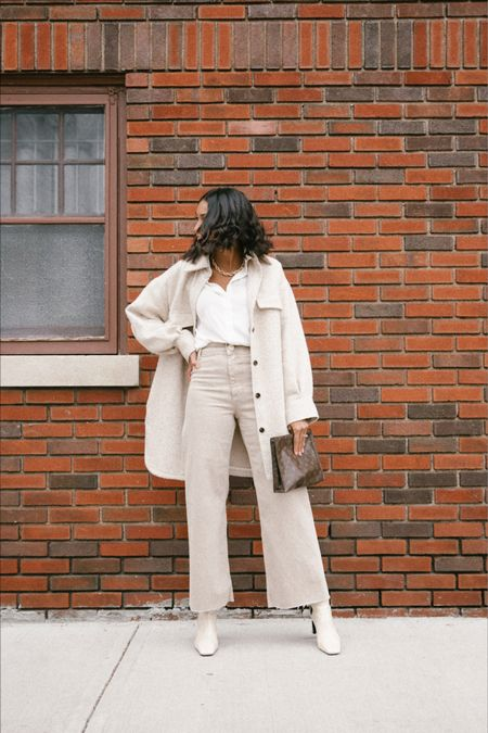 Neutral winter outfit http://liketk.it/36OZU #liketkit @liketoknow.it #LTKunder50 #LTKunder100 #LTKstyletip