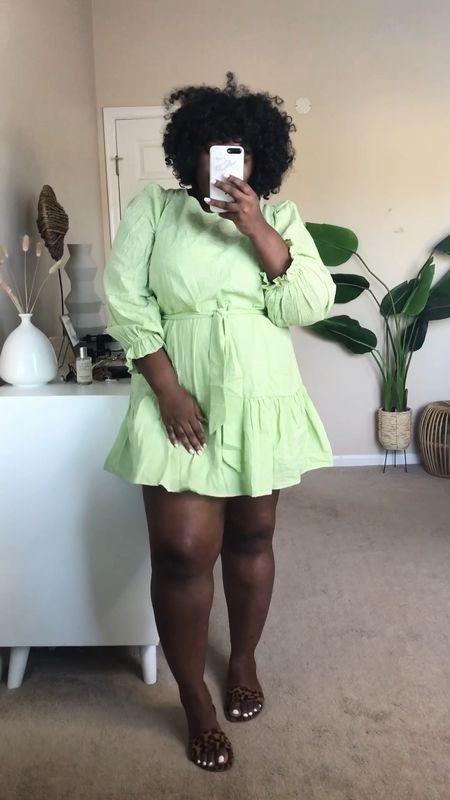 New in TRYON #plussize crop top ribbed summer dresses & summer basics from @hm & @eloquii #summer pants #bikinitop pink #midsize wedding guest dress #momjeans vacation outfit  #LTKVideo #blackgirl #BlackGirlStyle #BlackGirlMagic #BlackWoman  #LTKSeasonal #LTKfamily #LTKstyletip